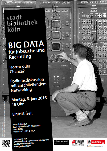 Plakat Big Data